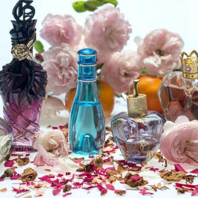 Toileries & perfumes